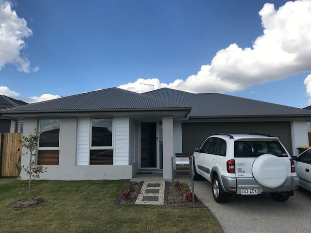 Fully Furnished Room in New 4 Bed, 2 Bath Home!