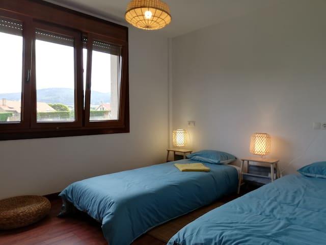 BoaOla House (Razo) - Keala: twin beds