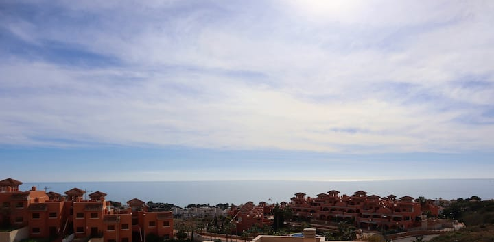 Amazing sea view apartment,  Isla Plana