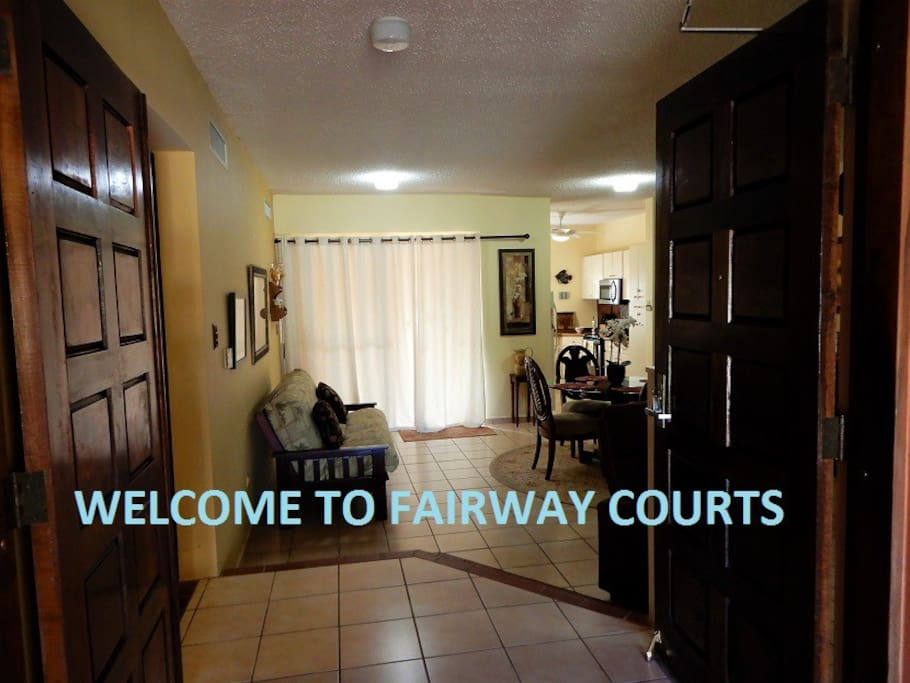 Welcome to Fairway Courts
