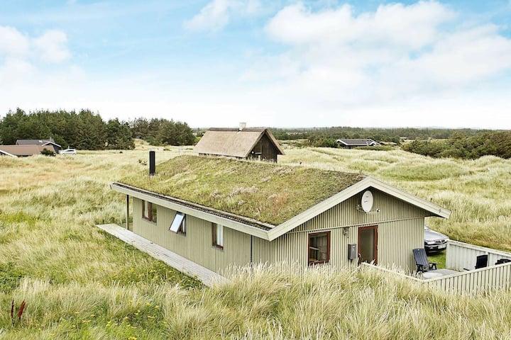 Quaint Holiday Home in Løkken with Sauna