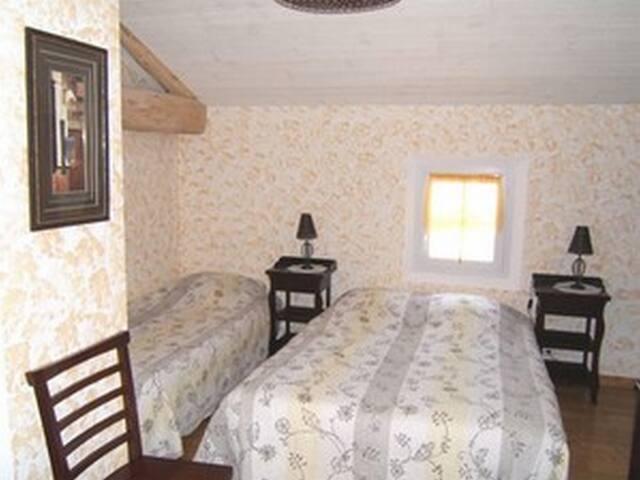 Chambre d'hôtes jusqu'à 5 personnes - Labruguière - Bed & Breakfast