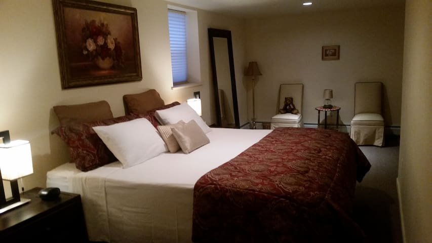 Country Suite next to Brookside Extra Special - Lakeville  - Apartmen