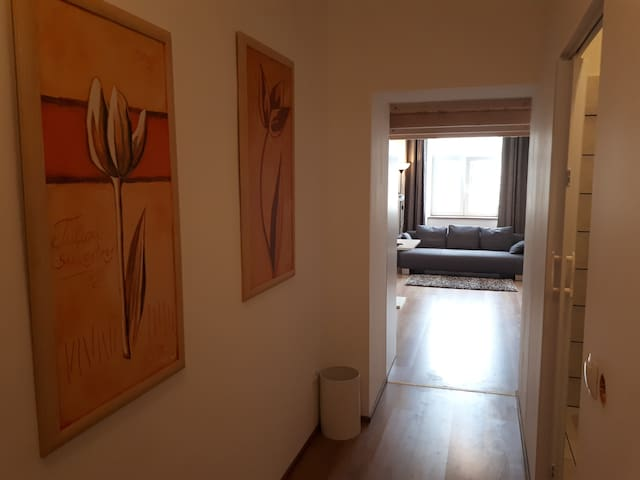 sweet apartment, for nice people ;-)
