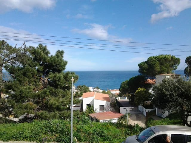 appartement sur la costa brava avec vue sur la mer - Llançà - Wohnung
