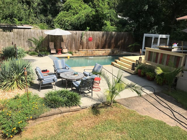 Edgewood Oasis close to MARTA, ERD and L5P - Atlanta - Pension