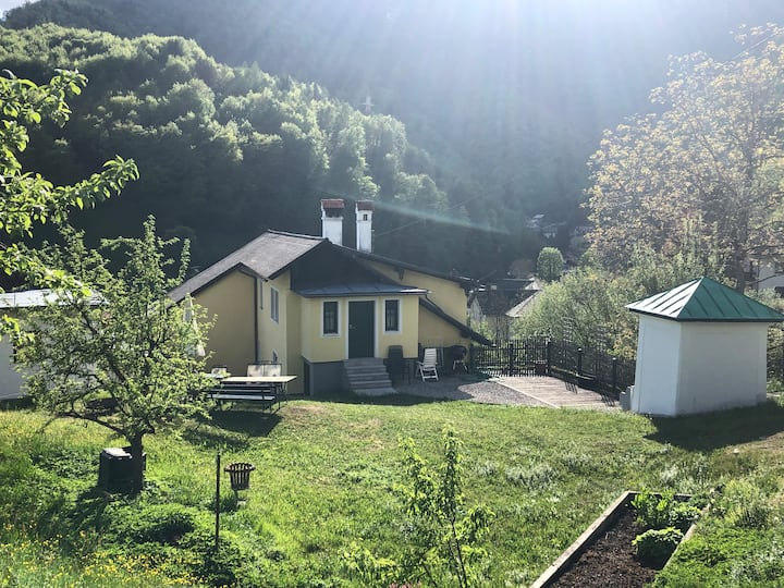Haus Sonnstein in Ebensee at lake Traunsee
