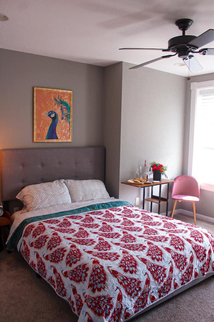 Colorful, Comfortable & Convenient