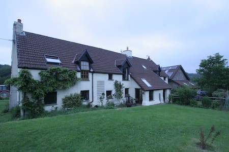 400 year old Welsh Farmhouse. - Caerphilly - Bed & Breakfast