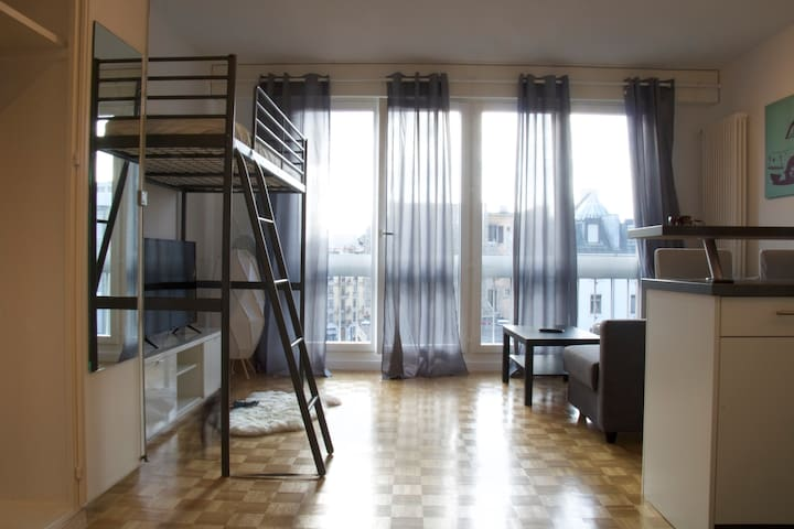 Brand new studio in the heart of geneva