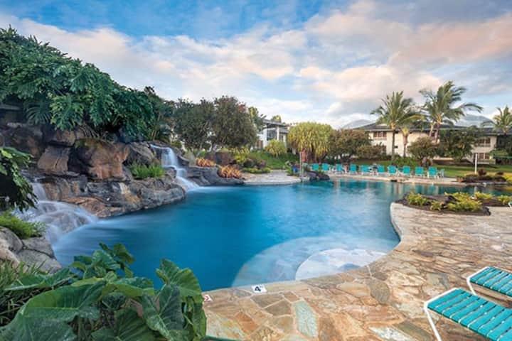 Bali Hai Princeville, Kauai, HI -1BD, Sleeps 4ppl