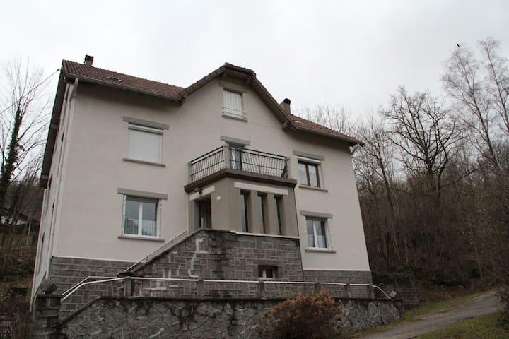 petit appartement pour 4 La Bresse