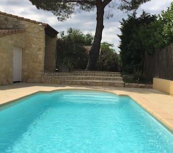 MAISON À CARACTÈRE PROVENÇAL - Bagnols-sur-Cèze - 別荘