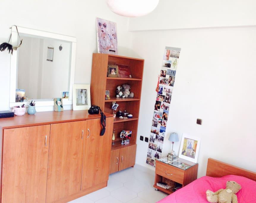 First floor, second bedroom