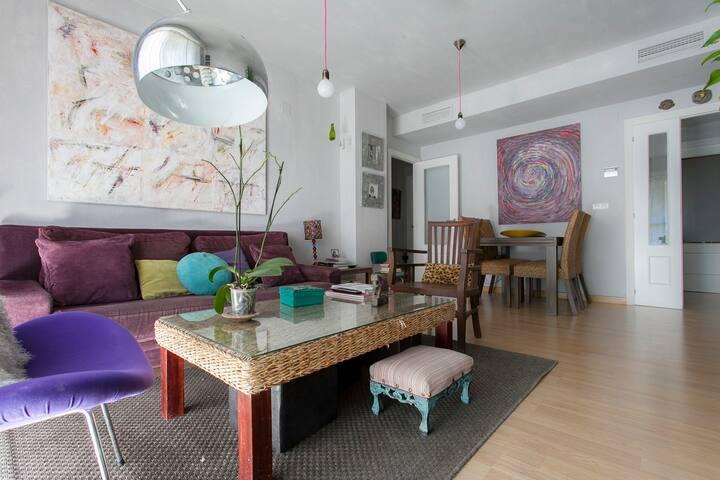 Habitación en Denia a 5 min de playa /casco urbano - Denia - Apartamento