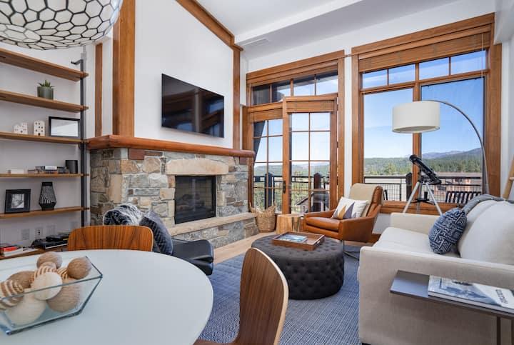 Top Floor Mountain View Condo in Northstar Village