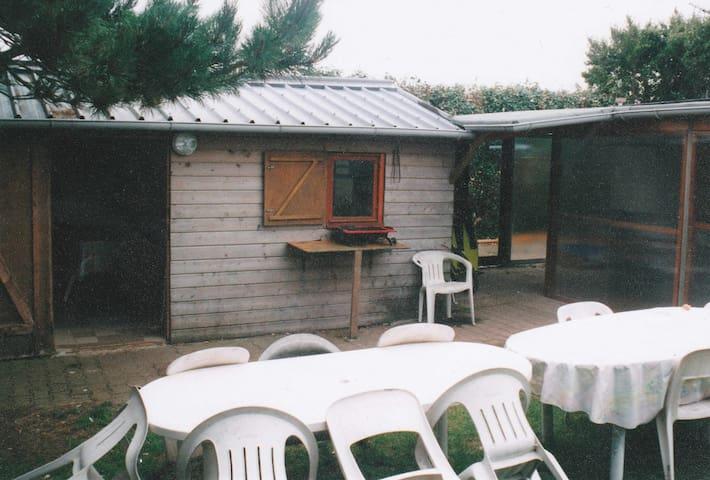Location Mobilhome sur terrain privée - Landunvez - Asuntoauto