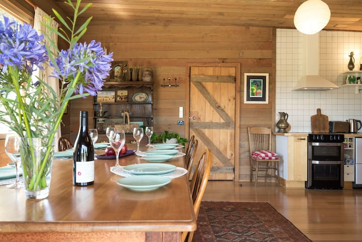 Merricks Hill Vineyard Cottage