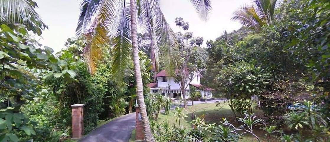 Nowhere like it minutes to Orchard - Singapore - Bed & Breakfast