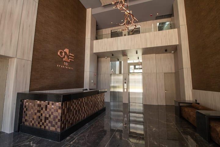 One Nk Apartments, Departamento Studio