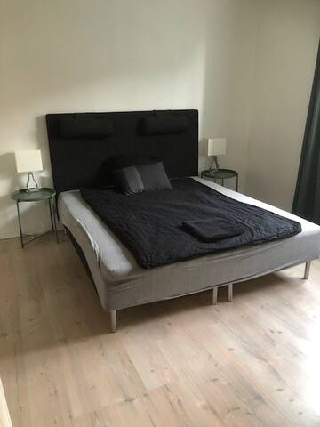 Mini hotel in Randers City with 2 double rooms -R2