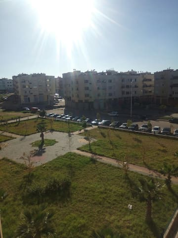 Appartement bouskoura 10min du golf