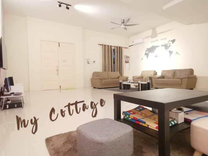 My Cottage-UniFi, Autogate, AllAircon, Self Chk In