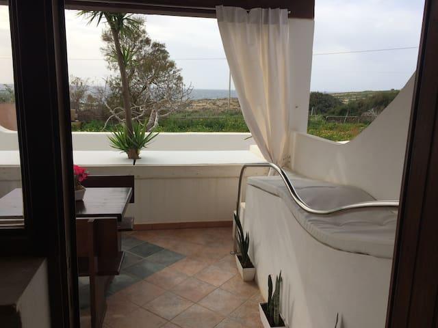 villetta vista mare Lampedusa n.3 - Lampedusa e Linosa - Lägenhet