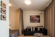 Апартаменты в Морском