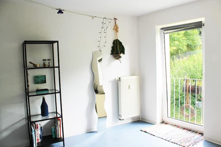 charming room near the city