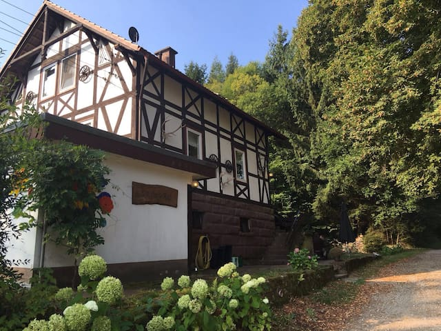 Bed & Breakfast 'Im Wald'