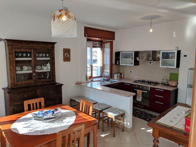 Appartamento ristrutturato vacanze nelle Dolomiti