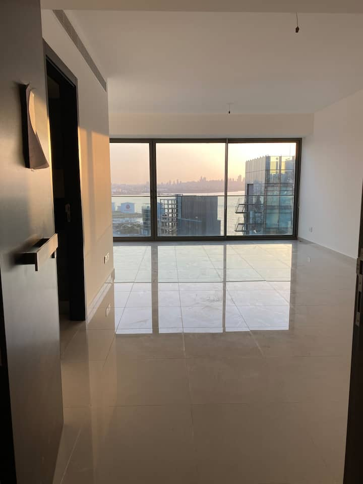 New,Unfurnished, Panoramic View, Demco 15th floor