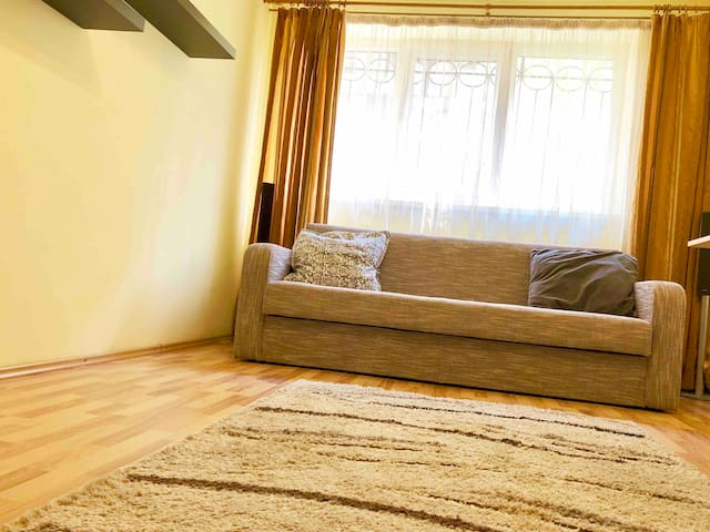 Cozy & Clean Apartment close to National Arena