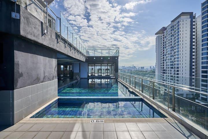 Elegant Stay 1BR in Petaling Jaya-Special Deal!