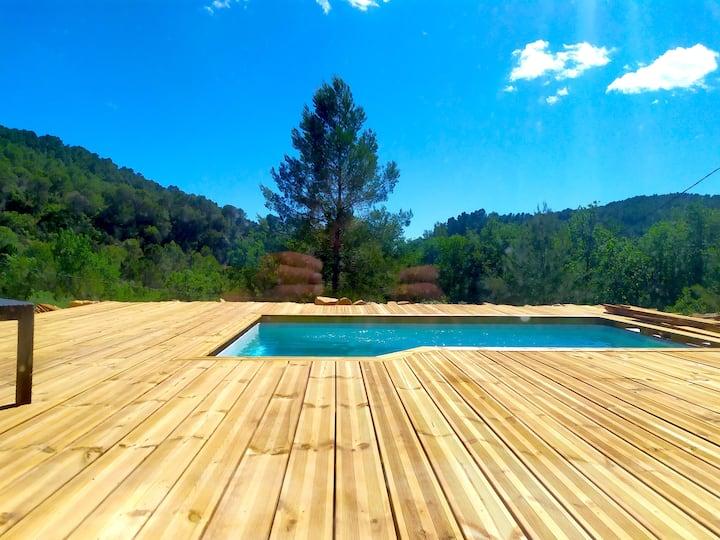 Villa Élégance entre St-Tropez et le lac du Verdon