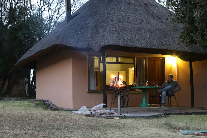 Drakensberg  Royal Natal Cottage 88 (Slf Catering)
