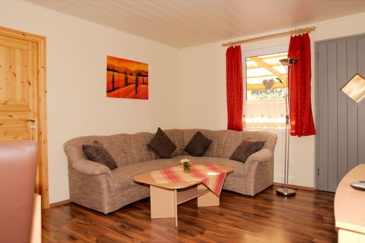 Ruhige Ferienwohnung  im Sternenpark Westhavelland - Stechow-Ferchesar - Bungalow