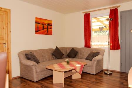 Ruhige Ferienwohnung  im Sternenpark Westhavelland - Stechow-Ferchesar