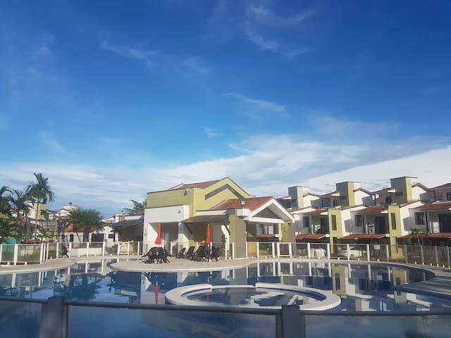 Paraiso por trabajo, estudio, viaje - Villavicencio - House