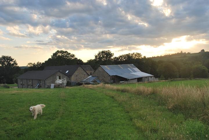 La ferme du Halleux