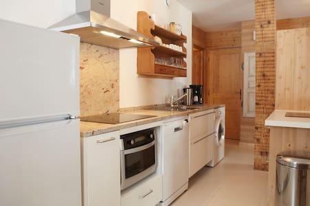 Gîte Crocus (2/4 pers.) de 50 m² avec terrasse - Les Moussières - Apartment - 1