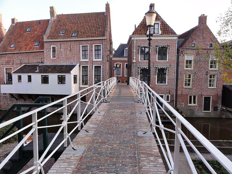 Cityvieuw old Appingedam