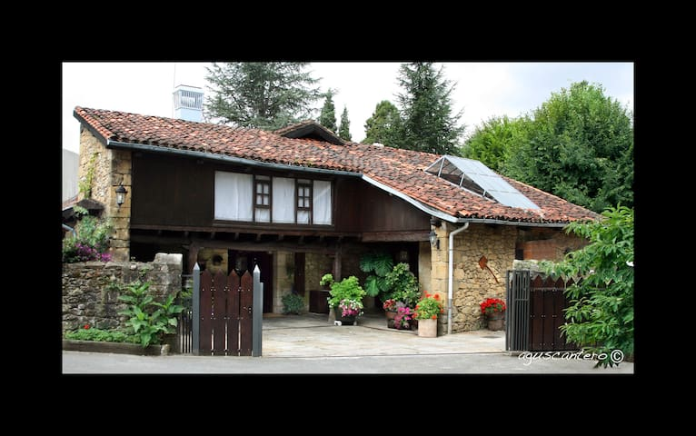 Room 02 for rent in countryhouse in Lezama