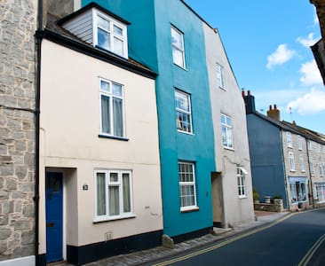 4 Bed Town House close to Beach - Lyme Regis - Rumah