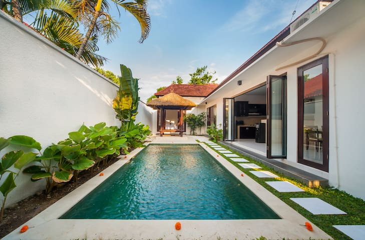 3 BR Villa Clover @Sanur with private pool