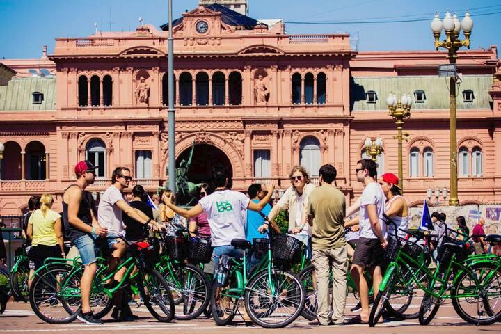 Casa de Gobierno (Casa Rosada)