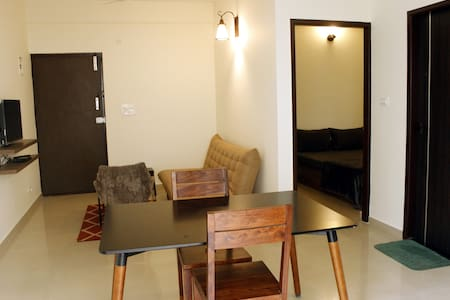Well Furnished 1Bhk - Tranquil Serviced Apartment