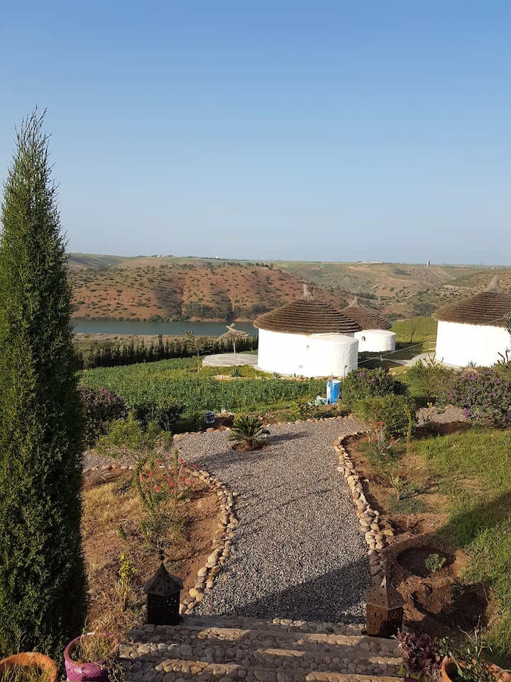 Eco lodge Safa boulaouane