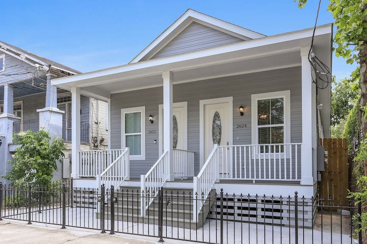 Lovely Uptown New Orleans Home /Sleeps 8